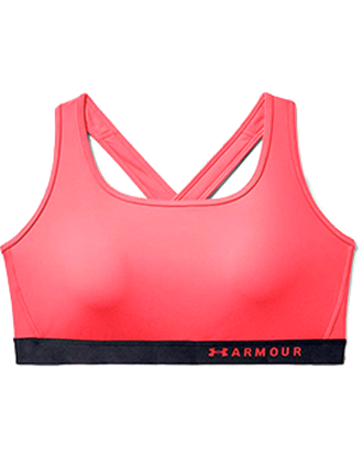 Picture of Armour Mid Crossback BRA