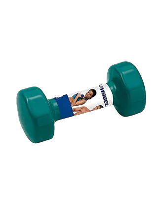 Picture of 2.5KG/PC NEOPRENE DUMBBELL-GRN