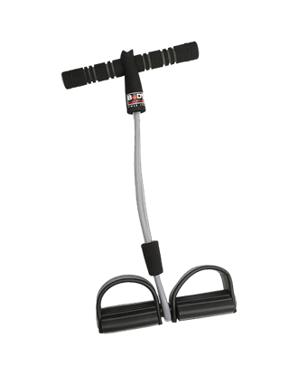 Picture of TUMMY ACTION ROWER GRAY