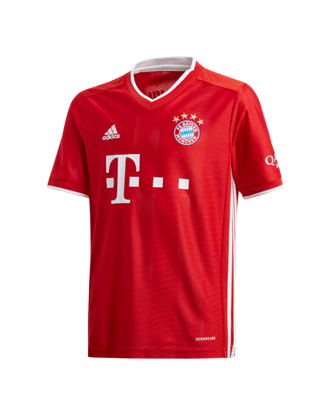 Picture of FC Bayern 20/21 Home Jersey youth