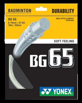 Picture of BG65YX BADMINTON STRING