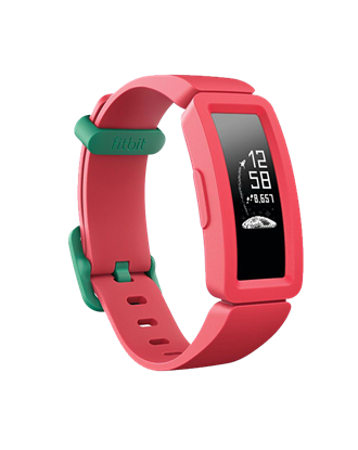 Picture of Fitbit Ace 2 Watermelon + Teal