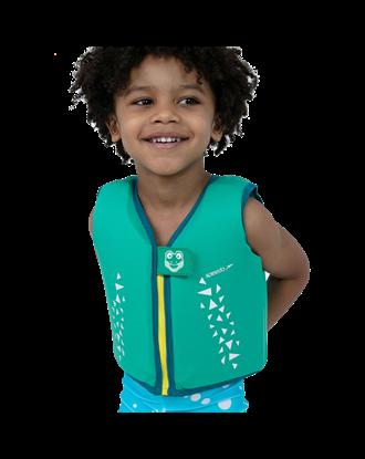 Picture of Speedo Kids' Crocodile Printed Float Vest - Swim Vest