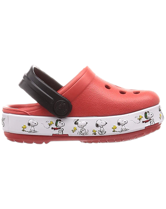 Picture of Kid's Crocs Fun Lab Snoopy Woodstock Clog