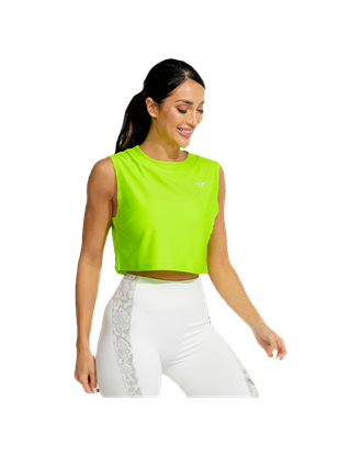 Picture of Limitless CROP  TOP Neon Extra
