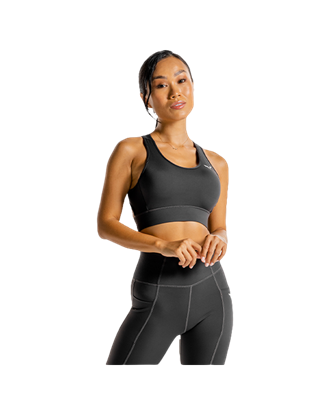 Picture of Core Bra  Charcoal