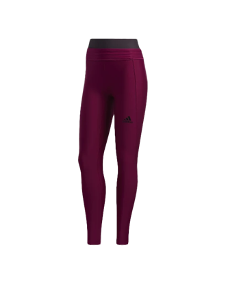 Picture of adidas Women's Alphaskin Cold Ready Long Tights - Purple