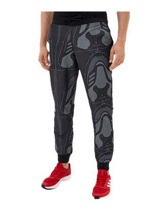 Picture of adidas Men's Jacquard Footwear Pants