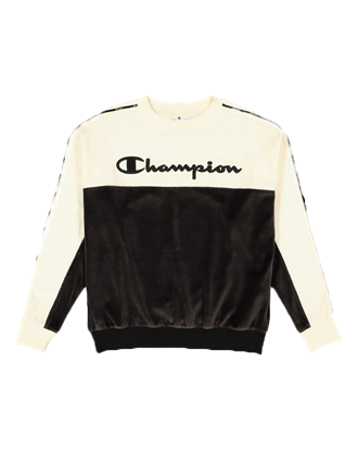 Picture of Champion Women's Crewneck Long sleeve T.Shirt