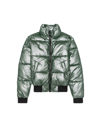 Picture of Champion Women's Legacy Bomber Jacket