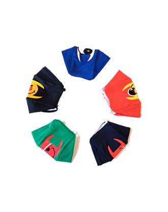 Picture of Champion Kids' FACE MASK (PACK OF 5)