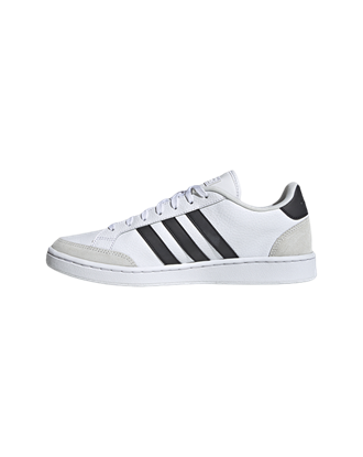 Picture of adidas Men's adidas Grand Court SE Shoes - White/Black