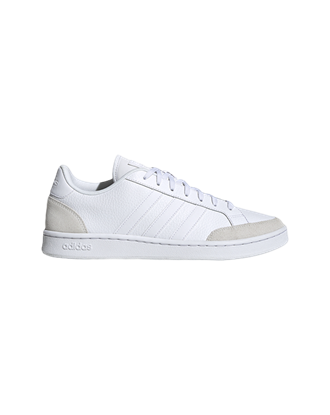 Picture of adidas Men's Grand Court SE Tennis Shoes - White/Gray