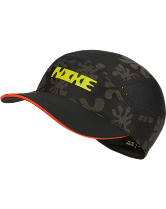 Picture of Nike Aerobill Tailwind Air Chaz Bear Running Cap - Black
