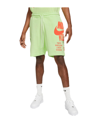 Picture of Nike Men M NSW FT SHORT WTOUR