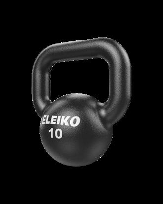 Picture of Eleiko Kettlebell - 10 kg, black