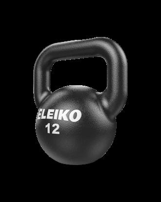 Picture of Eleiko Kettlebell - 12 kg, black