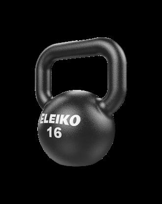 Picture of Eleiko Kettlebell - 16 kg, black