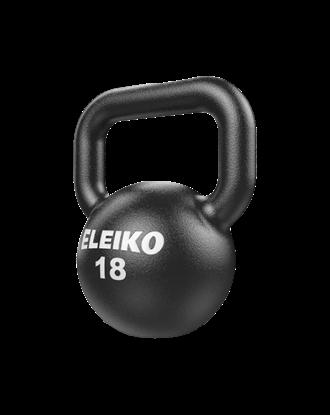 Picture of Eleiko Kettlebell - 18 kg, black