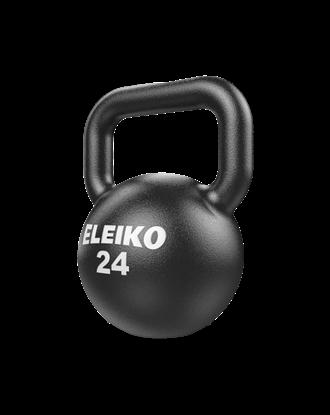 Picture of Eleiko Kettlebell - 24 kg, black