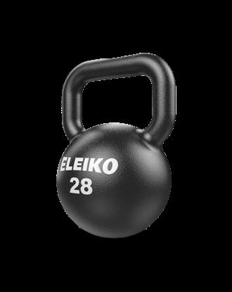 Picture of Eleiko Kettlebell - 28 kg, black