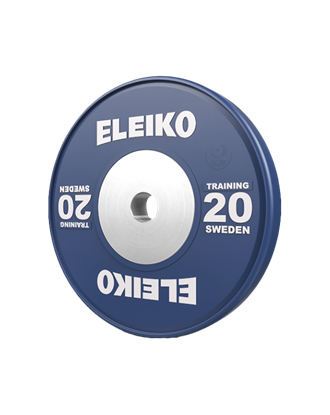 Picture of Eleiko IWF Weightlifting Training Disc - 20 kg