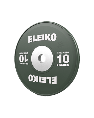Picture of Eleiko IWF Weightlifting Training Disc - 10 kg