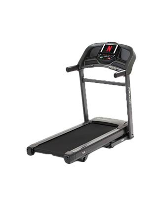 Picture of Horizon T202 Folding Treadmill