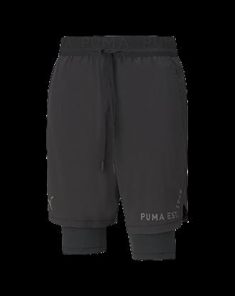 Picture of 2 IN 1 SHORT Puma Black
