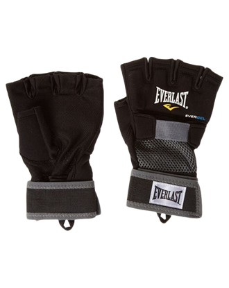 Picture of EVERGEL HAND WRAPS GLOVES :BLK